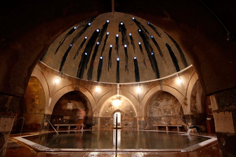 Купальня Кирай или Королевская купальня Венгрия