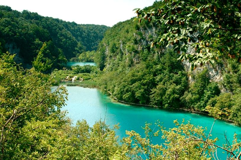 Национальный парк Ёршег в Венгрии