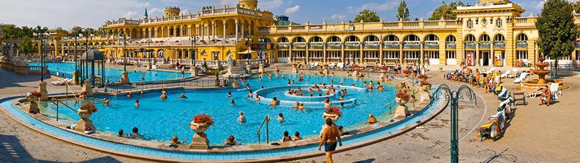 Купальни Будапешта