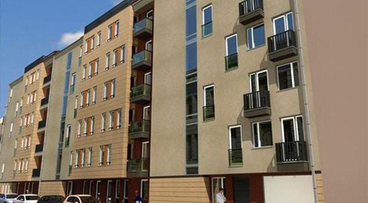 Покупать квартиру на первичном рынке выгодно: строительство в Венгрии ведется высокими темпами.