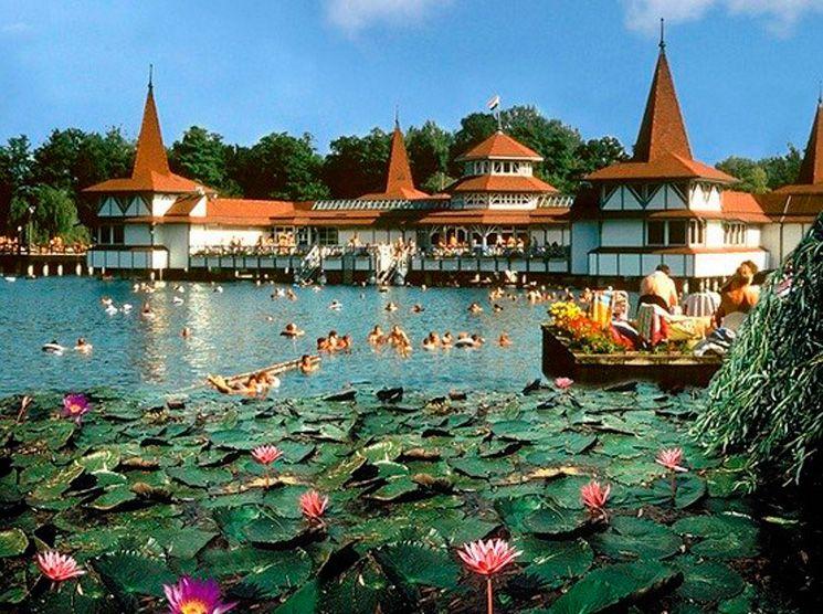 венгрия озеро хевиз лечение отзывы фото