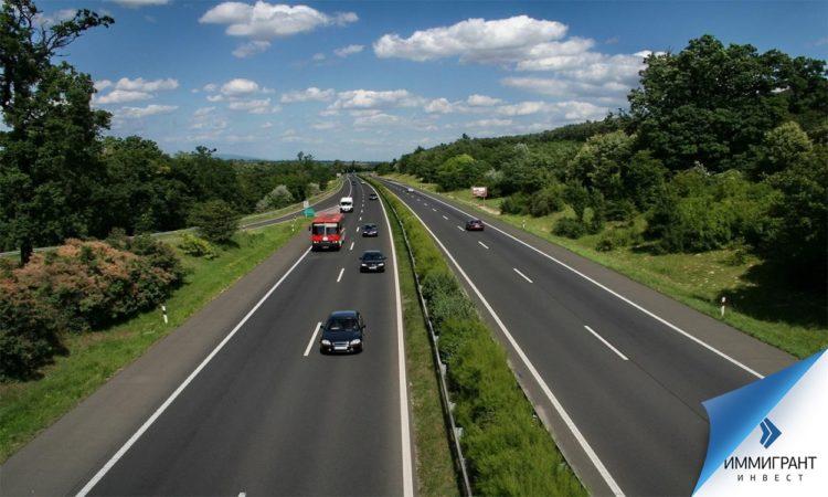 Правительство Венгрии выделяет немалые средства на совершенствование дорожного полотна