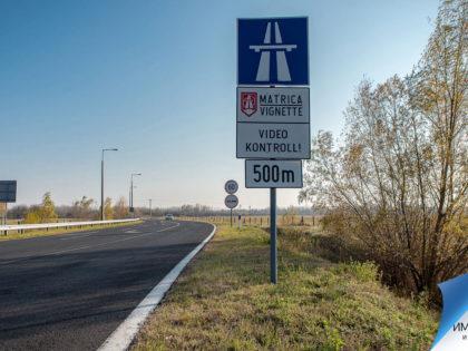 Платные дороги и виньетка в Венгрии