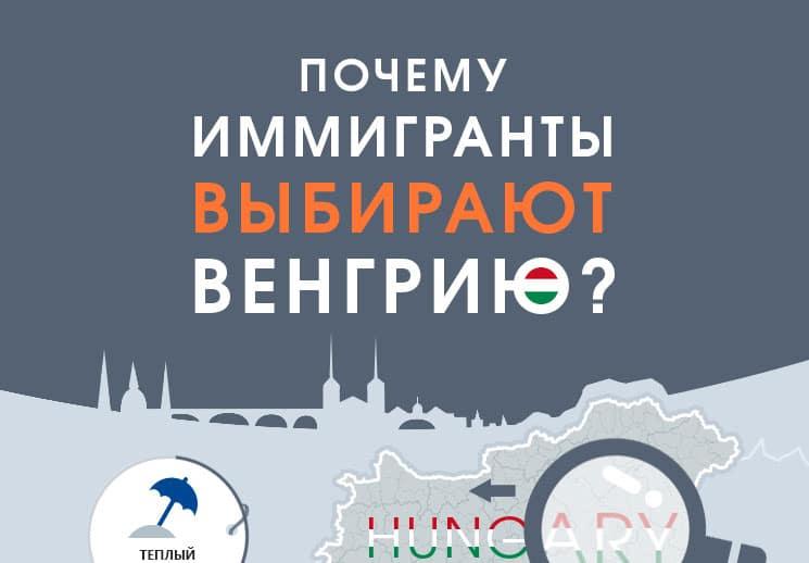 Почему иммигранты выбирают Венгрию?