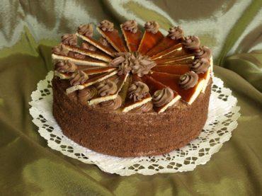Традиционный венгерский торт «Добош»
