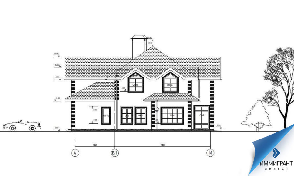 Создание проекта дома – основополагающая часть дальнейшего строительства