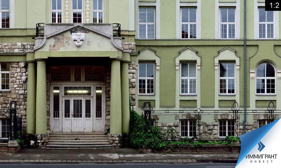 Печский университет в Венгрии – «старожил»: он основан в 1367 г.