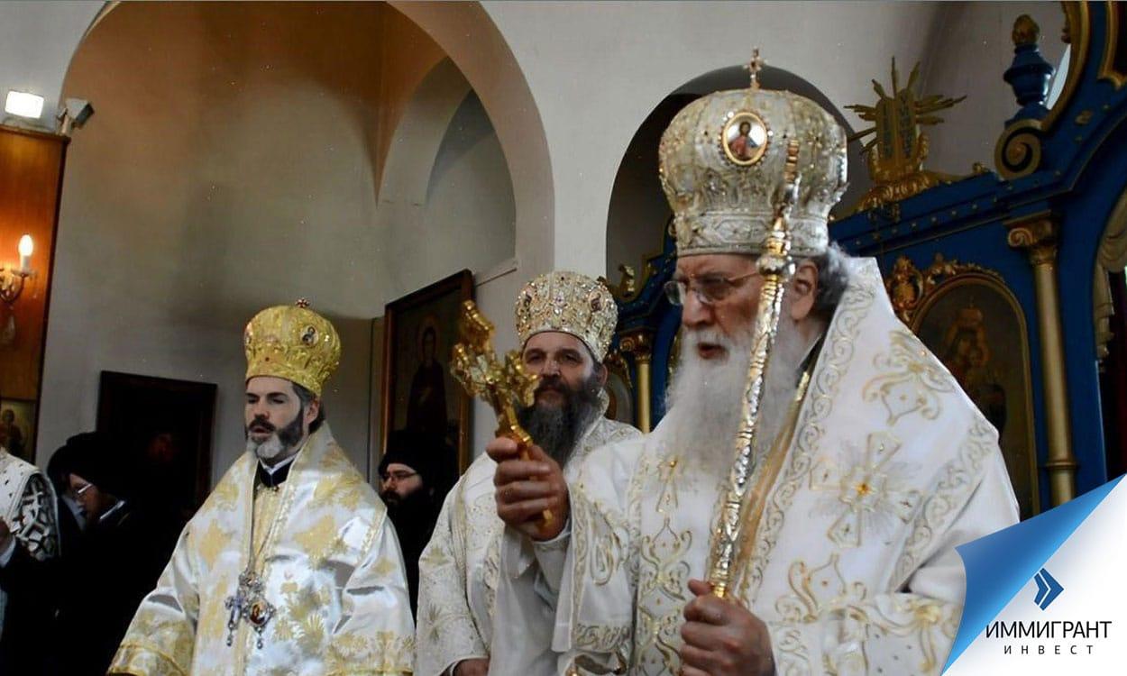 В Венгрии есть приходы Русской и Румынской православных церквей