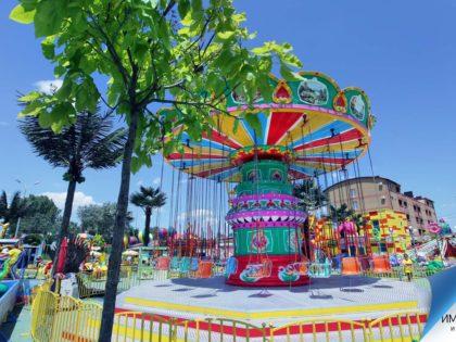 Детские центры и парки развлечений в Венгрии