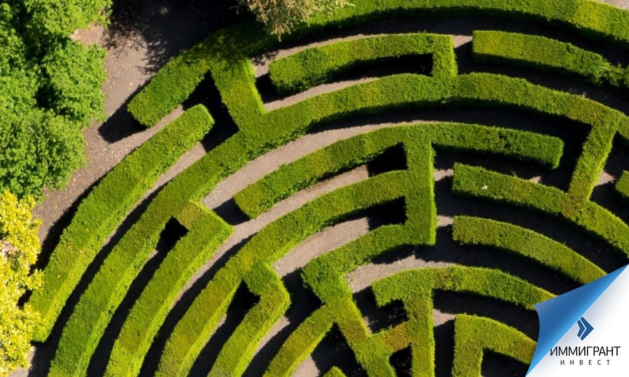 Любите лабиринты? Отправляйтесь в парк развлечений Maze Theme Park Csillagosveny в Венгрии
